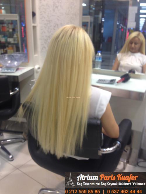 kaynak saç nasıl yapılır