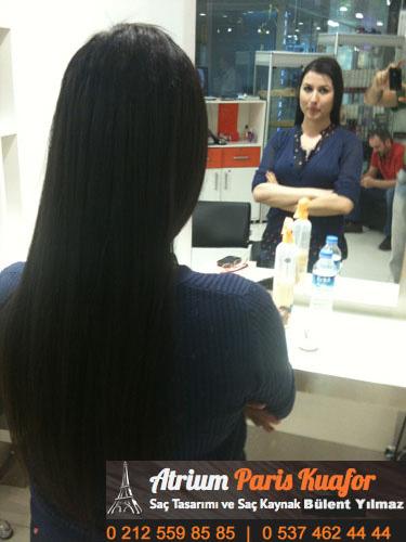 Mikro Kapsül Saç Kaynak