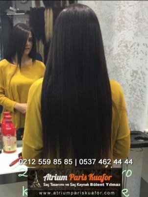 Saç Kaynaklarının Kullanım Süreleri