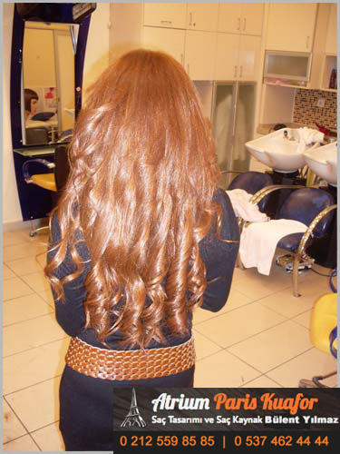 uzun saç sahibi olun