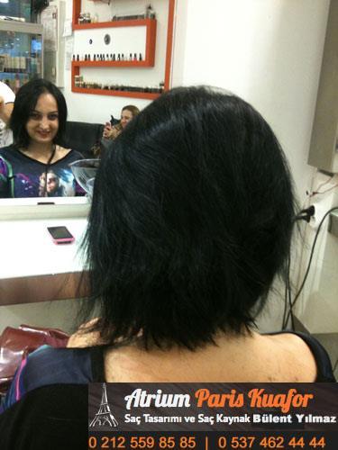 tatil sonrası saç bakımı