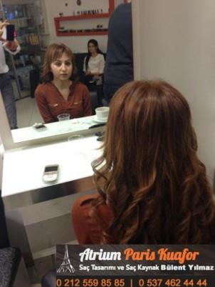 Yüz Şeklinize Uygun Saç Modeli