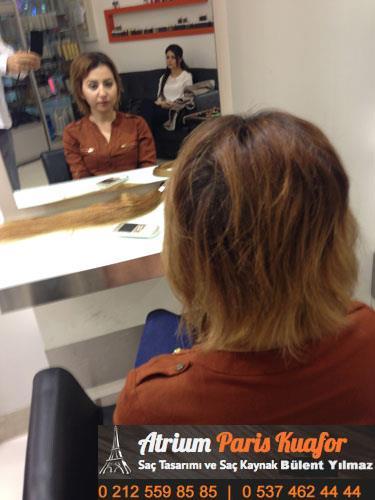 farklı saç modelleri