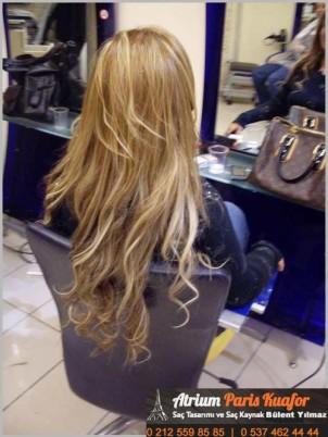 Yüz Yapısına Uygun Saç Modeli