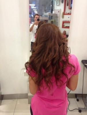 Halka Saç Kaynak