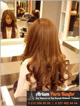 Virgin Saç Uygulaması