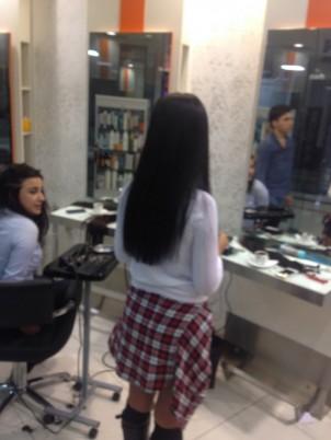 Mikro Saç Kaynak Uygulaması